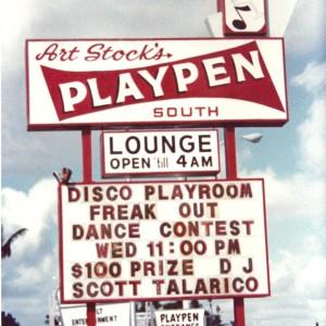 Scott Talarico Playpen